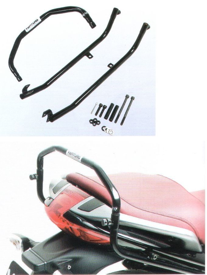 VENTURA ベンチュラ バッグ・ボックス類取り付けステー ベースセット YZF R6 L 99-00