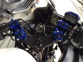 0ae6b4e0edac BIKERS ツーリング バイカーズ セパレートハンドルキット カラー:チタン ...