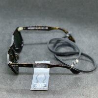 【新色追加しました】メガネチェーン眼鏡チェーンメガネストラップグラスコードシンプルおしゃれレザー本革クーズークドゥー希少英国製自社生産