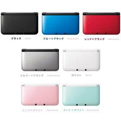 ※クレジットカード不可!ニンテンドー3DS LL本体+3DS用ACアダプタ+ピタ貼り for ニンテンドー...
