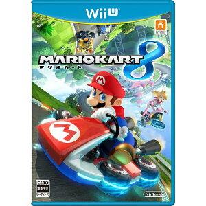 【Wii Uソフト】 マリオカート8 【2014-05-29】【メール便対象品】