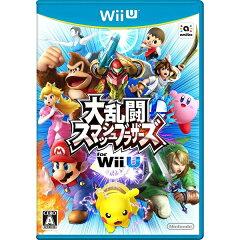 【クロネコDM便送料無料】【Wii Uソフト】 大乱闘スマッシュブラザーズ for Wii U 【メール便対...