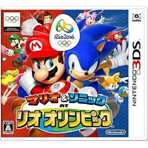 【3DSソフト】 マリオ&ソニック AT リオオリンピック 【ネコポス対象品】