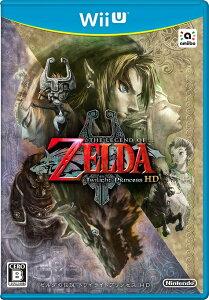 【クロネコDM便送料無料】【Wii U】 ゼルダの伝説 トワイライトプリンセス HD