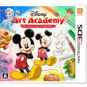 【ネコポス送料無料】【3DSソフト】 ディズニーアートアカデミー