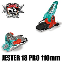 MARKER マーカー・スキービンディングmarker マーカー ビンディング JESTER 18 PRO ジェスター...