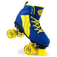 RIOROLLERクワッドスケート2017PUREBlue×Yellowローラースケート【smtb-k】[%OFF]【楽ギフ_包装】【w16】