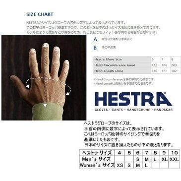 ヘストラ スキーグローブ ゴアテックス OMNI GTX FULL LEATHER/GREY BROWN(31910-350700)(18-19 2019)hestra スキーグローブ【C1】【w98】