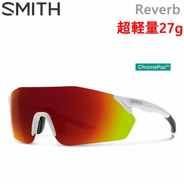 スポーツウェア・アクセサリー, スポーツサングラス  Reverb Matte White CHROMAPOP 2 SMITH w71