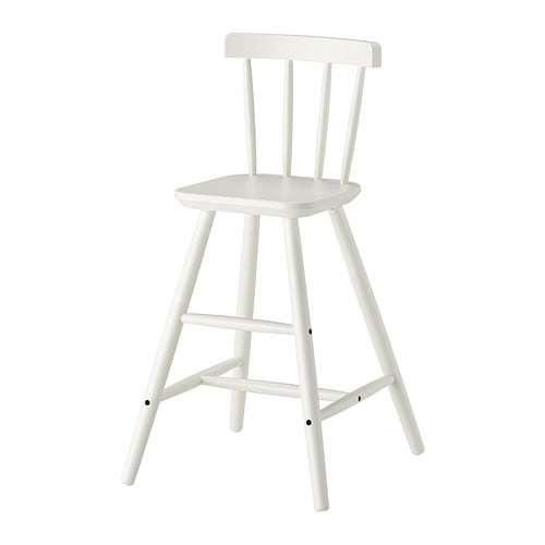 【期間限定】【IKEA/イケア/通販】 AGAM アーガム 子供用チェア, ホワイト(d)(50253537)