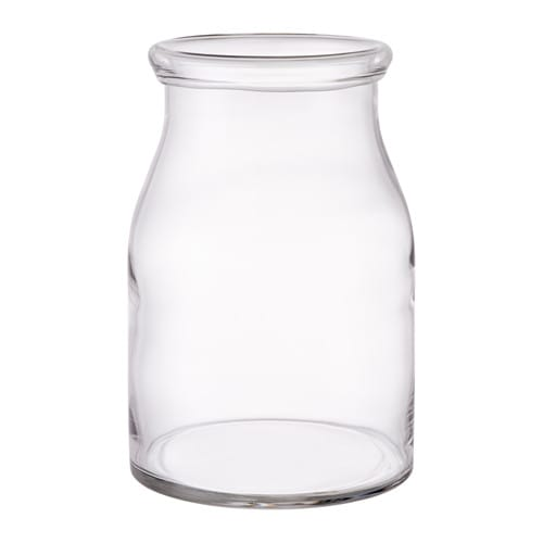 【IKEA/イケア/通販】 BEGÄRLIG ベジェールリグ 花瓶, クリアガラス(d)(10309782)[B]