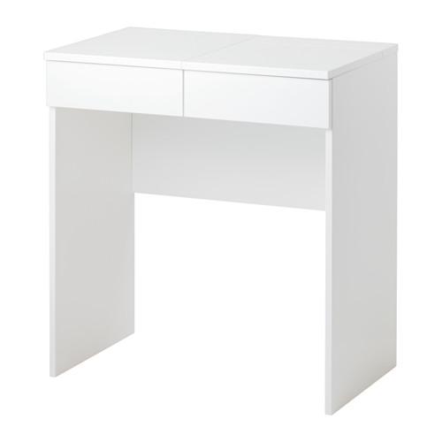 【IKEA/イケア/通販】BRIMNESブリムネスドレッシングテーブル,ホワイト(d)(90355421)