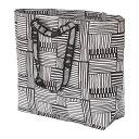 【IKEA/イケア/通販】 FISSLA フィスラ キャリーバッグ M, ホワイト, ブラック(c)(30429284)