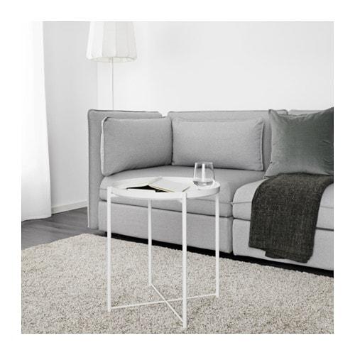【期間限定】【IKEA/イケア/通販】 GLADOM グラドム トレイテーブル, ホワイト(c)(50337820)