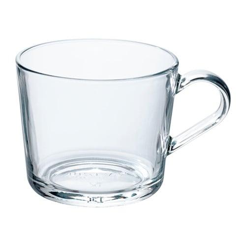 【特選商品】【IKEA/イケア/通販】 IKEA 365+ マグ, クリアガラス(c)(60279725)