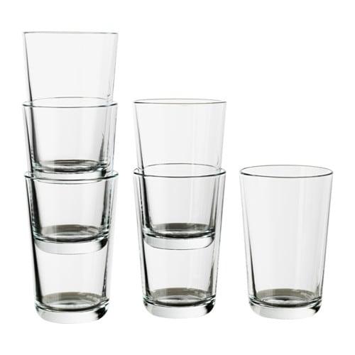 【特選商品】【IKEA/イケア/通販】 IKEA 365+ グラス, クリアガラス/6 ピース(c)(30278360)
