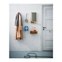 【IKEA/イケア/通販】IKORNNESイコルネステーブルミラー,アッシュ(d)(80306921)