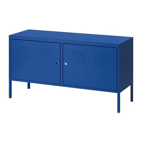 【期間限定】【IKEA/イケア/通販】 IKEA PS キャビネット, ブルー(d)(30292318)
