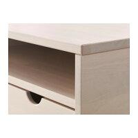 【IKEA/イケア】KNOTTENスタンディングデスク,ホワイトバーチ(00320916)