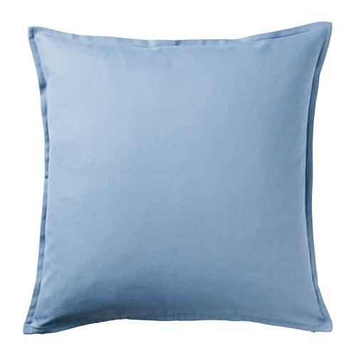 【IKEA/イケア/通販】 GURLI グルリ クッションカバー, ライトブルー(c)(10433418)
