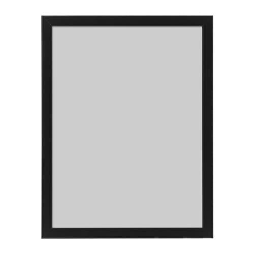 【IKEA/イケア/通販】 FISKBO フィスクボー フレーム, ブラック(b)(50297428)[B]