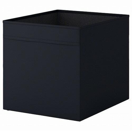 【IKEA/イケア/通販】 DRÖNA ドローナ ボックス, ブラック(c)(10219282)
