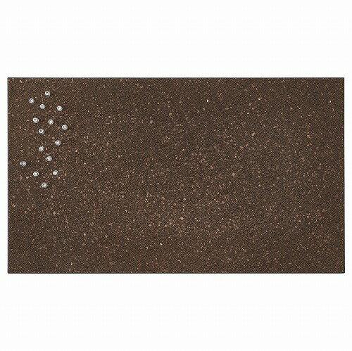 【IKEA/イケア/通販】SVENSÅS スヴェンソース メモボード ピン付き, コルク ダークブラウン (70432246)[C]