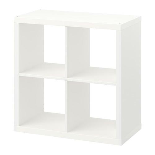 【期間限定】【IKEA/イケア/通販】 KALLAX カラックス シェルフユニット, ホワイト(d)(70351886)