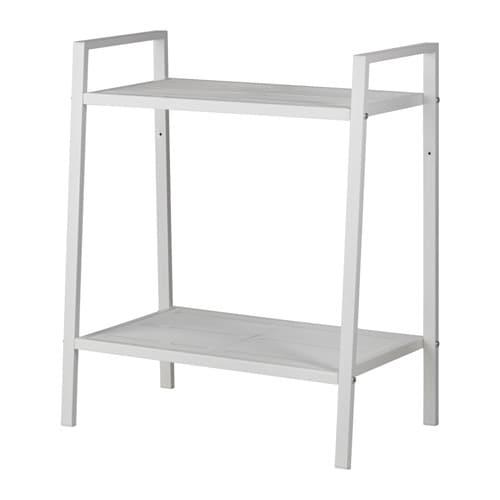 【期間限定】【IKEA/イケア/通販】 LERBERG レールベリ シェルフユニット, ホワイト(c)(70315935)