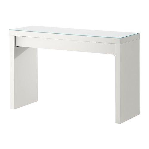 【期間限定】【IKEA/イケア/通販】 MALM マルム ドレッシングテーブル, ホワイト(d)(40355409)【代引不可商品】