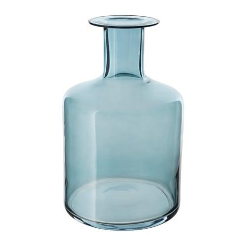 【IKEA/イケア/通販】 PEPPARKORN ペッパルコルン 花瓶, ブルー(c)(30392657)
