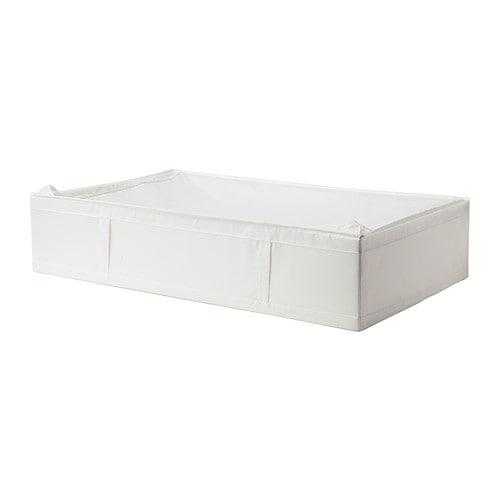 【IKEA/イケア/通販】 SKUBB スクッブ 収納ケース, ホワイト(e)(90290359)