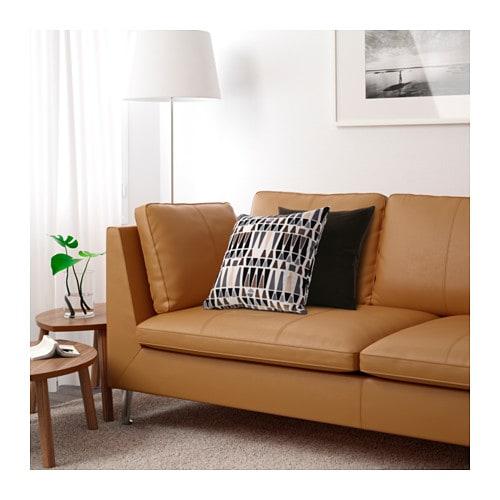 【IKEA/イケア/通販】STOCKHOLMストックホルム3人掛けソファ,セグロラナチュラル(a)(30245044)【代引不可商品】