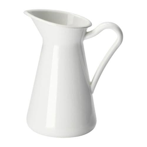 【IKEA/イケア/通販】 SOCKERÄRT ソッケルエールト 花瓶, ホワイト(f)(10191631)