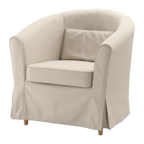 【IKEA/イケア/通販】 TULLSTA トュルスタ アームチェア, ローファレット ベージュ(a)(S39272721)【代引不可商品】