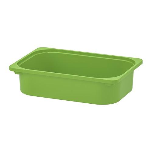 【IKEA/イケア/通販】 TROFAST トロファスト 収納ボックス, グリーン(c)(20141669)