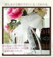 造花ウェディングブーケ花嫁応援ブーケ【完成品】
