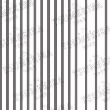【アウトレット】ネイルシールツメキラ( tsumekira)ライン 2mm・3.5mm ホワイト ネイルシール