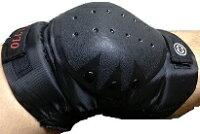 プロテクター3点セット(手首・肘・膝)ブラック
