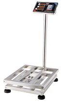 防水防塵式デジタル台秤最大測100KG