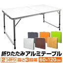 【送料無料】アウトドア テーブル 折りたたみ テーブル レジ...