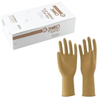 無供三興化學工業手術使用的手套Sanko前衛搖滾樂粉20雙入