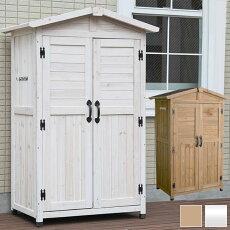 木製収納庫