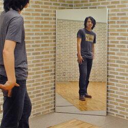 割れない鏡トール吊り式85×170cmモデル