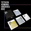小室哲哉作品集 114曲BOXセット全曲解説ブックレット付 CD9枚組 TETSUYA KOMURO ARCHIVES BOX DYCS-1227 J-POP 通販限定【送料無料】