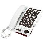 自立コム難聴者・高齢者用電話機ジャンボプラス_HD60J