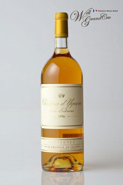 ディケム1996フランスソーテルヌ白ワイン甘口デザートワイン貴腐ワインマグナムボトル1.5LCh.d'Yquem1996高級