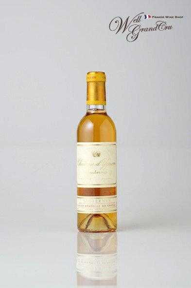 ディケム1996(ハーフボトル)フランスソーテルヌ白ワイン甘口デザートワイン貴腐ワイン375mlCh.d'Yquem1996