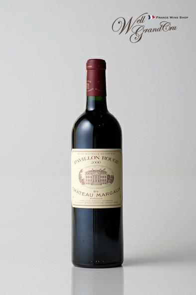 ワイン, 赤ワイン  2000 PAVILLON ROUGE DE CH.MARGAUX2000