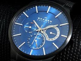 スカーゲンSKAGENチタン腕時計809XLTBN